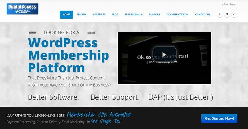 Digital Access Pass DAP Thrivecart Stack Combination Does Not Work