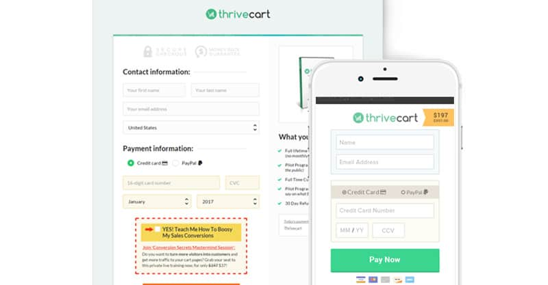 What is Thrivecart
