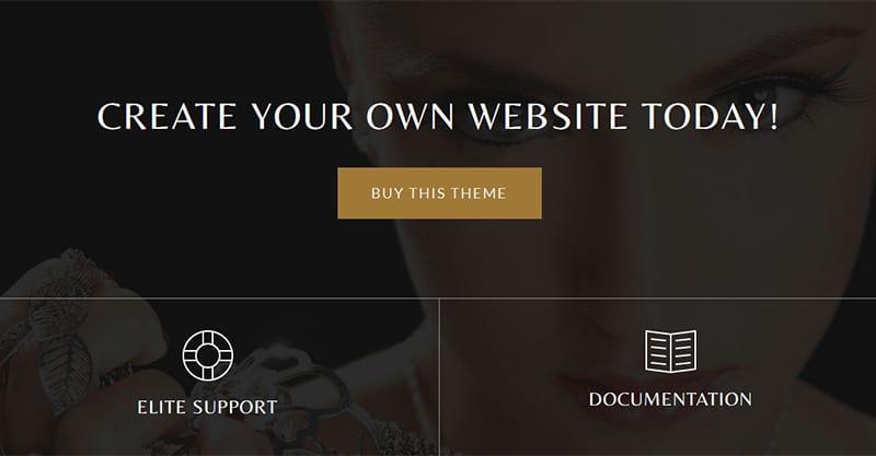 Build Your Jewelry Website Using The WordPress CMS