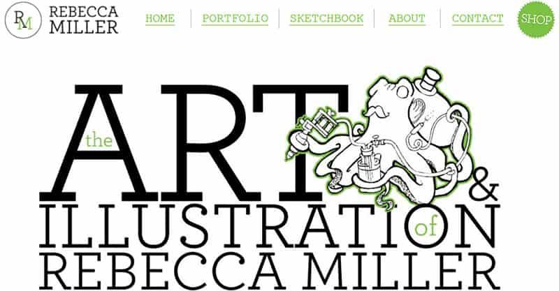 Push your art website on YouTube