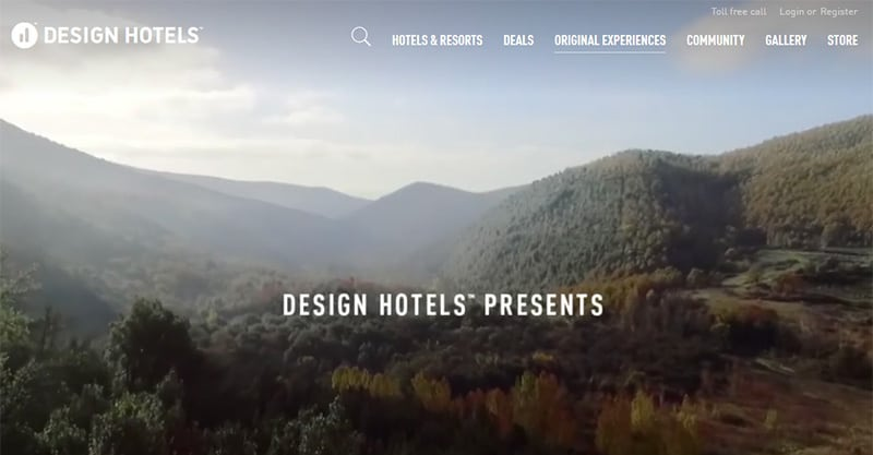 Other Good Looking Hotel Websites You Can Model When You Build Yours