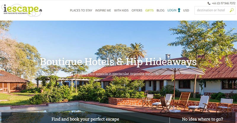 Pages Your Hotel Website MUST Have