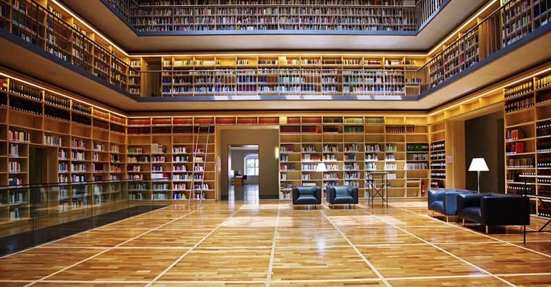The Best Way To Build A Library Website With No Tech Skills