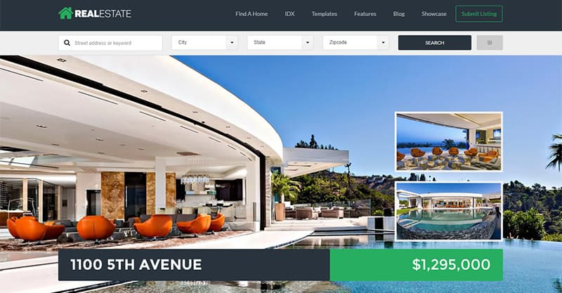 The top real estate WordPress themes for your website