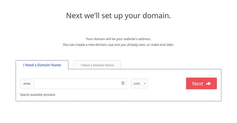 Get a cheap websites domain name and hosting