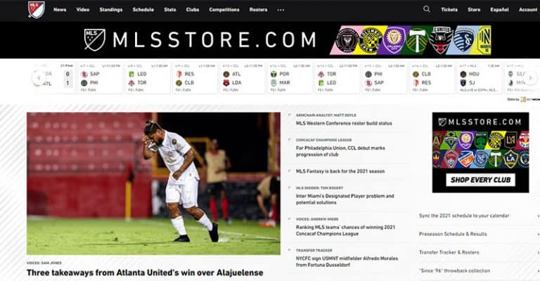 How To Make A Soccer Website Fast